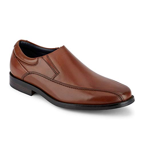 Dress Shoes for Men Brown Leather 8.5