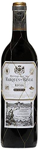 Marques de Riscal Marqués Rioja Reserva D.O.Ca. 2008 trocken (6 x 0.75 l)