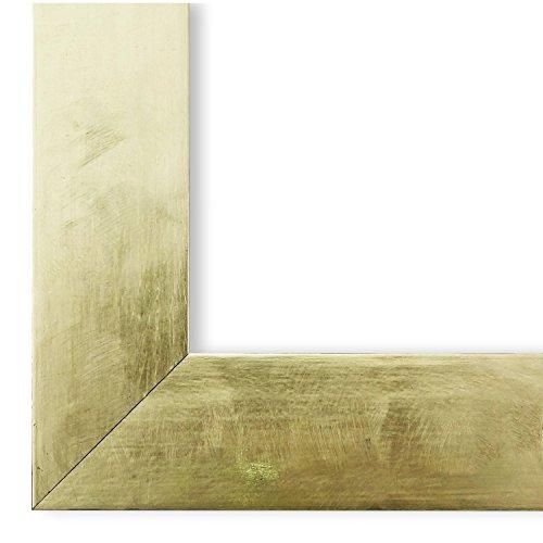 Online Galerie Bingold Bilderrahmen Gold 60x60-60 x 60 cm - Modern, Retro, Vintage, Shabby - Alle Größen - handgefertigt - LR - Lecce 4,0