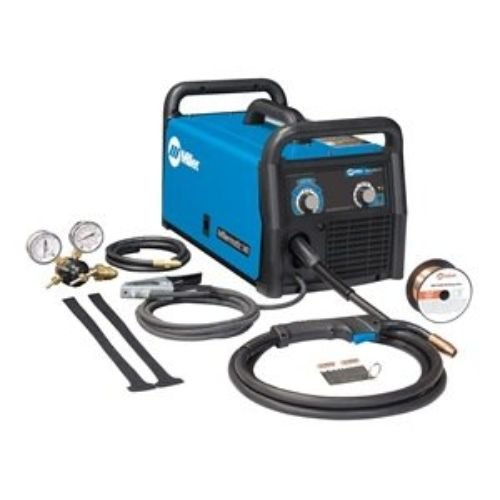 Miller Electric, 907612, Welder, MIG/Flux Core, 120V, 90A @ 18.5VDC