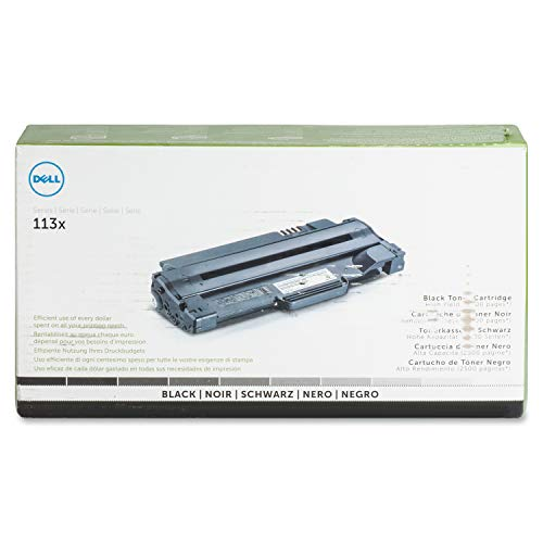 Dell 593-10961 2MMJP 113X 2.5K Toner Cartridge - Black