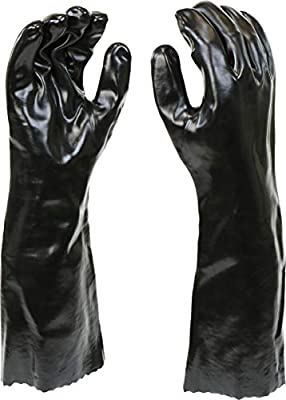 West Chester 1087 Chemical Resistant PVC Coated Work Gloves