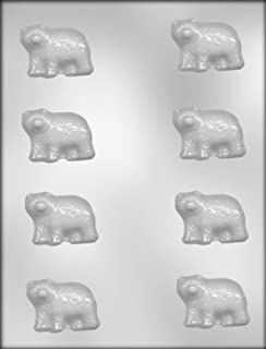 CK Products 2-Inch Bear Chocolate Mold