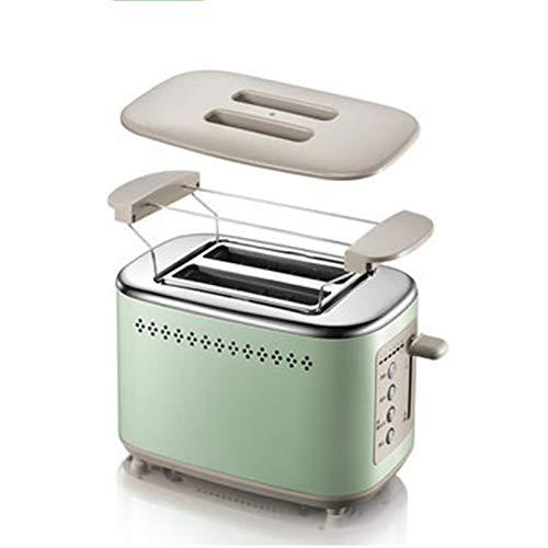 SHUILV Sandwich Toaster Hogar Slice Multifuncional Pequeña Tostadora Mini Tostadora automática de Suelos