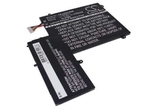 CS-LVU310NB Notebook battery 4100mAh compatible with [LENOVO] IdeaPad U310, IdeaPad U310 4375, IdeaPad U310 4375 43752CU, IdeaPad U310 4375-62G, IdeaPad U310 4375-64G, IdeaPad U310 4375-B2U, IdeaPad