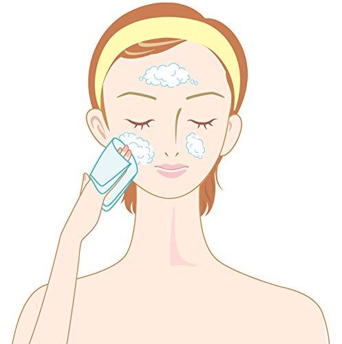 トレシー洗顔クロス30×19cmピンク