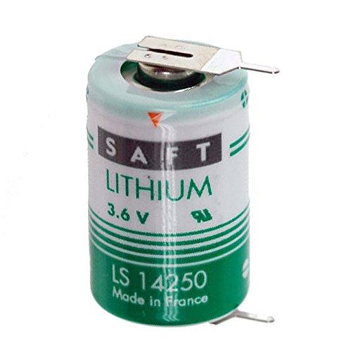 Jus, unique lS142502PF pile au lithium 1/2 aA printfahnen