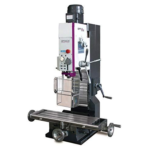 Optimum OPTImill MH 35G - Präzisions-Bohr-Fräsmaschine