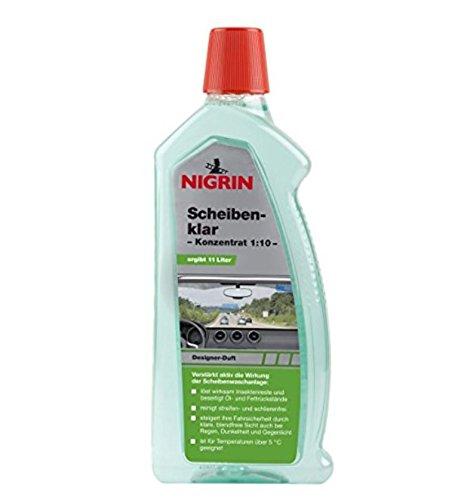 NIGRIN 72983 Scheibenklar Konzentrat 1:10 1.000 ml