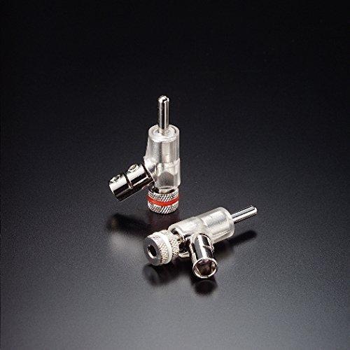 FURUTECH 1 Box 4pc FP-202(R) Banaan Plug Connectors