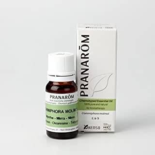 プラナロム エッセンシャルオイル ミルラ 10ml