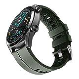 NotoCity Correa Conpatible con Huawei Watch GT 2 /Huawei Watch GT/Watch GT Active/Huawei Watch GT 2...