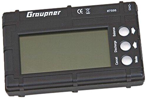 Graupner 7598–li-Battery lagerentlademodus avec équilibreur