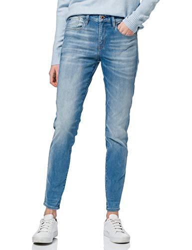 G-STAR RAW Womens Lhana Skinny Jeans, Vintage Beryl Blue C296-C003, 29W / 30L