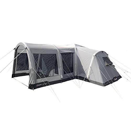 Berghaus Kepler 6 Nightfall Air Tent, Grey, One Size