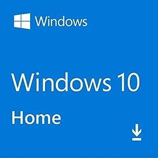Windows 10 Home 64 bits OEM | DVD | Windows 10 Famille 64 bits | Système..