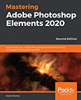 Mastering Photoshop Elements 2020 Front Cover