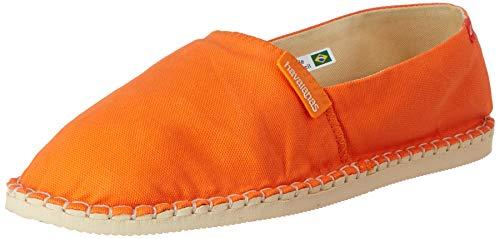 Havaianas Women's Espadrilles, Orange Tangerine 0493, 10-11