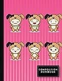 recensione Adorable Dogs Emoticons Composition Notebook