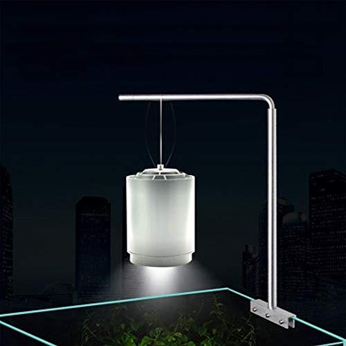 ERCZYO Universal Aluminium Aquarium Licht Hängenden Ständer Halter Für Aquarium Pflanze Lampe ERCZYO