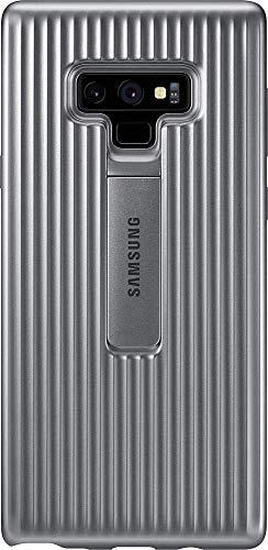 Samsung Coque rigide renforcée pour Galaxy Note 9 Argent