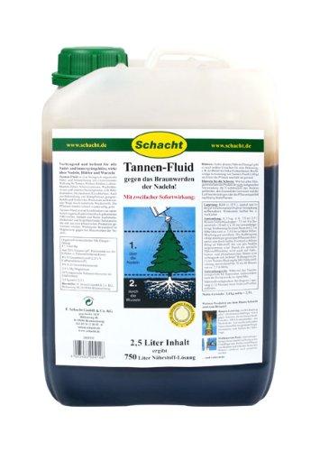 Schacht Tannen fluid 2,5 Liter