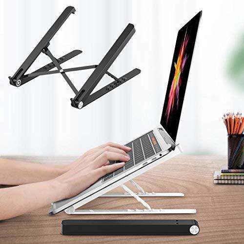 cicadi Rack Portatile per la dissipazione del Calore Portatile da Tavolo Archivio Ufficio e Accessori per scrivania