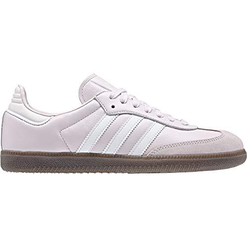 adidas Samba OG W Zapatillas Mujer Rosa, 38