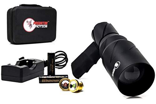 Predator Tactics Coyote Reaper Hunting Spotlight Kit, Double LED - Green, Red