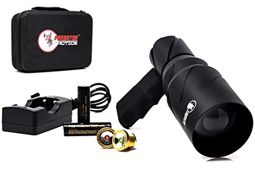 Predator Tactics Coyote Reaper Hunting Spotlight Kit, Double LED - Green, Red