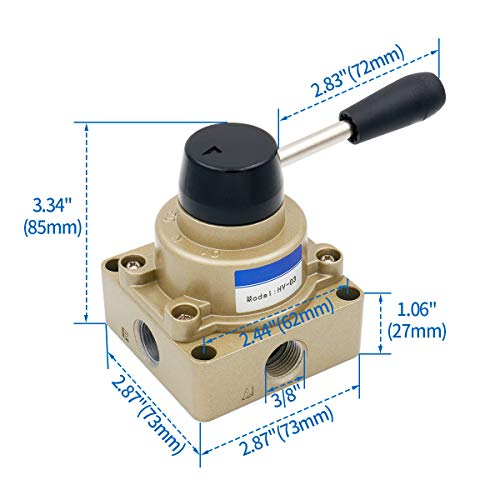 Business & Industrial Valves & Manifolds Details about Kitagawa ...