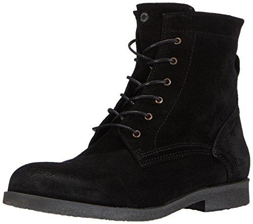 NOBRAND Blinker, Damen Kurzschaft Stiefel, Schwarz (black), 36 EU (3.5 Damen UK)