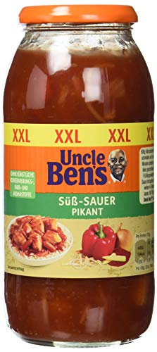 Uncle Ben's Sauce Thai Suess Sauer Pikant, 6er Pack (6 x 699 ml)