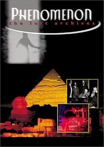 Phenomenon: The Lost Archives {Monopoly Men} [USA] [DVD]