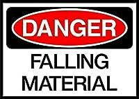 落下物の危険のティサイン