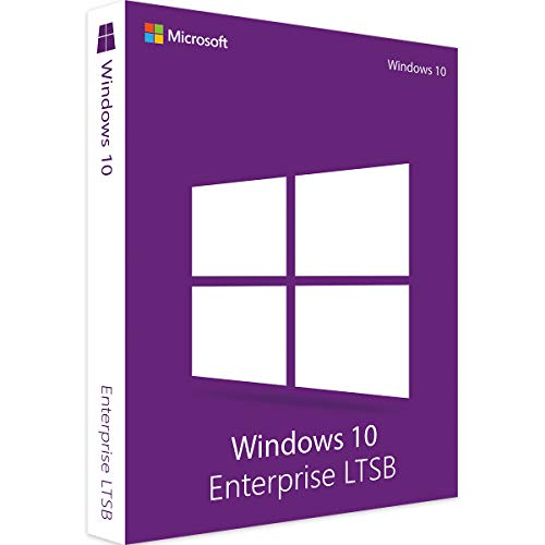 Windows 10 Enterprise 2016 LTSB ESD Key Lifetime / Fattura / Consegna Immediata / Licenza Elettronica / Per 1 Dispositivo