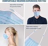 Gesichtsmasken Test