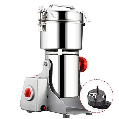 Bespick Amoladora eléctrica oscilante máquina alta