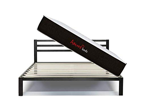"""Amore Beds Copper-Ion Infused 11"""" Flippable 10-Layer Best 2-Sided Mattress (King)"""
