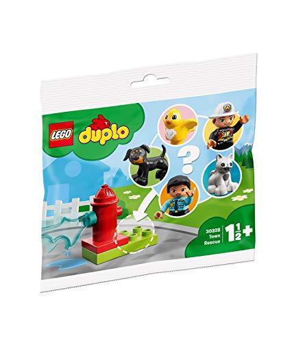 Speelgoed - Brandweer redding Lego Duplo (30328) (1 TOYS)