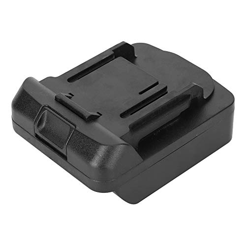 Fafeicy Battery Adapter, Industrial Appliances Built‑in PCBA for DEWALT DCB200 to for Makita 18V, with Simple Connection, Exquisite Craftsmanship, Light and Practical