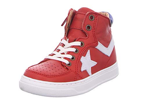 Bisgaard isak Sneaker, red, 33 EU