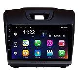 TIANDAO Android 10.0 Radio Satelital para Automóvil Reproductor Multimedia Autoradio 2.5D Navegador GPS para Chevrolet S10 2015-2018 Soporte WiFi Bluetooth/Control del Volante(Color:WiFi 4G+64G)