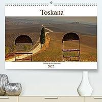 Herbst in der Toskana (Premium, hochwertiger DIN A2 Wandkalender 2022, Kunstdruck in Hochglanz): Herbstliche Impressionen aus der Toskana, die ab September mit wunderschoenen Erdfarben aufwartet. (Monatskalender, 14 Seiten )
