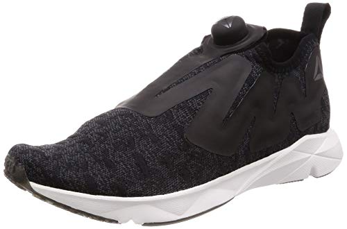 Reebok Pump Supreme, Zapatillas de Deporte Unisex Adulto, Multicolor (Ice/Black/Ash Grey/W 0), 42.5 EU