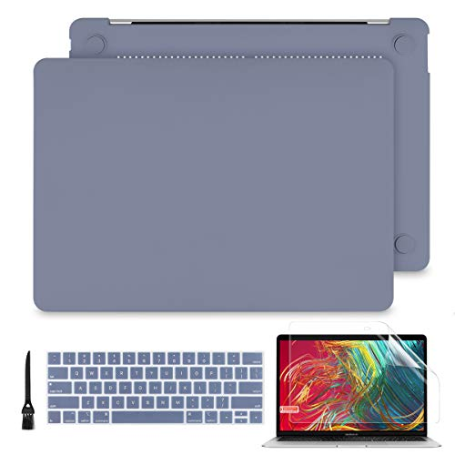 Batinada Case for MacBook Pro 16 inch (2019 Release), Ultra Slim Smooth Matte Hard Case Protective Keyboard Cover for New MacBook Pro 16' with Touch Bar and Touch ID (A2141 Model) (Living Coral)