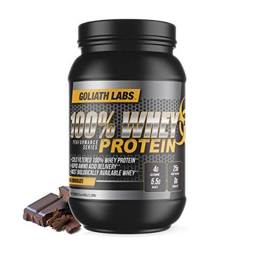 ⧫ 100% Whey Protein Powder 5 lb b…
