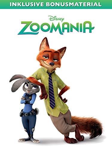 Zoomania (inkl. Bonusmaterial) [dt./OV]