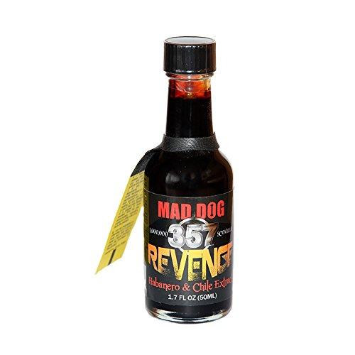 Mad Dog 357 Revenge Habanero and Chile Extract 1.7oz