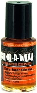 Liquid Gold Bond A Weave Glue .5 oz.